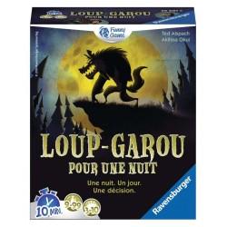 Loup Garou pour une nuit - Jeux de société - RAVENSBURGER