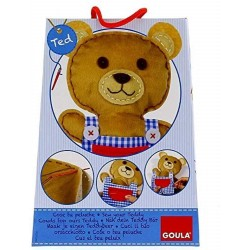 Couds ton ours Teddy - GOULA