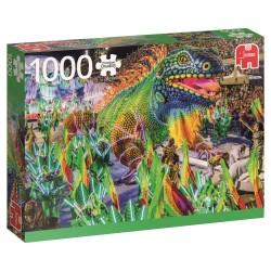 Puzzle Carnaval de Rio 1000 pcs - JUMBO