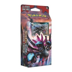 Pokemon Soleil et Lune Invasion Carmin - Starter - ASMODEE