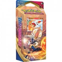 Pokemon Epée et bouclier Pyrobut - Starter - ASMODEE