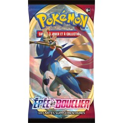 Pokemon Epée et bouclier - Booster - ASMODEE