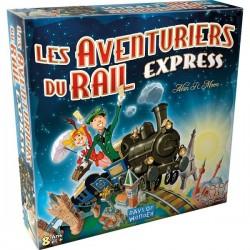 Les aventuriers du rail Express - Jeux de société - ASMODEE