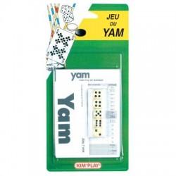 Jeu de Yam - Cofalu Kim'Play
