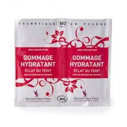 Gommage hydratant éclat du teint certifié Bio - Secrets des fées