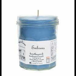Bougies parfumée Embrun Grand Pot - Les Bougies de Charroux
