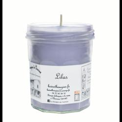 Bougie parfumée Lilas Grand Pot - Les Bougies de Charroux