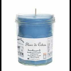 Bougies parfumée Fleur de coton Grand Pot - Les Bougies de Charroux