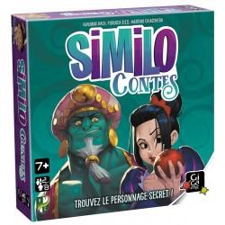 Similo Contes - Jeux de société - GIGAMIC