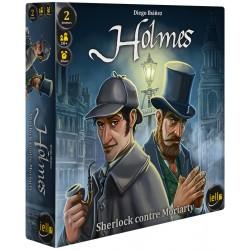 Holmes - 2 joueurs - Jeux de société - IELLO