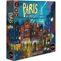 Paris : Ville Lumière - 2 joueurs - Jeux de société - IELLO