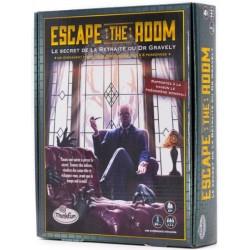 Escape the Room - Le Secret de la retraite du Dr Gravely - Jeux de société - THINKFUN