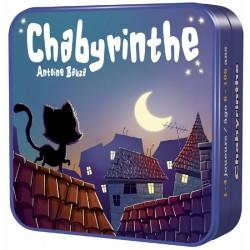 Chabyrinthe - Jeux de société - ASMODEE