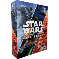 Unlock ! Star Wars Escape Game - Jeux de société - ASMODEE