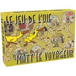 Le jeu de l'oie/Matt le Voyageur - Jeux de société - TACTIC