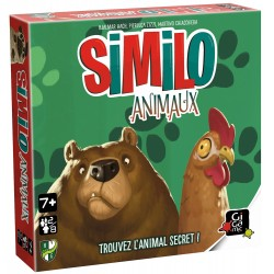 Similo Animaux  - Jeux de société - GIGAMIC