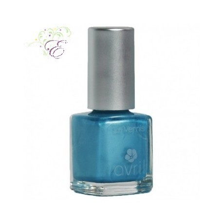 Vernis à ongles TURQUOISE NACRE N°68