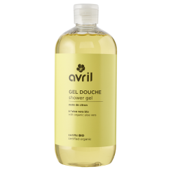 Gel douche zeste de citron