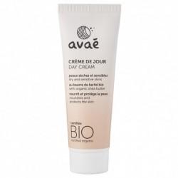 Crème de jour peaux sèches et sensibles Avae 50 ml - Certifiée Bio