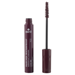 Mascara waterproof prune Bio