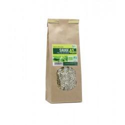 Tisane Bio - Sauge feuille entière (40g)