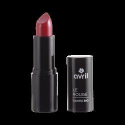 Rouge à lèvres Bio Groseille N°599