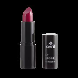 Rouge à lèvres Bio Rouge sang N°636