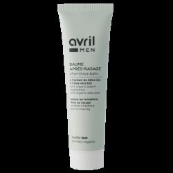 Baume après- rasage 100 ml Avril - Certifié Bio
