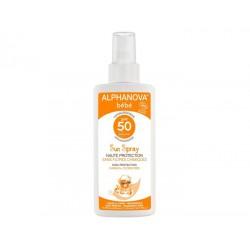 crème solaire bébé Alphanova SPF 50