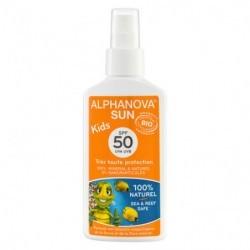 crème solaire enfant Alphanova SPF 50